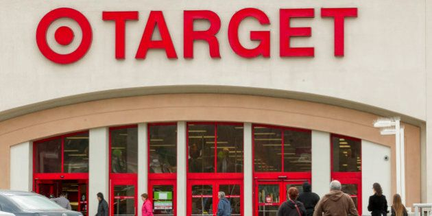 FILE - In this Dec. 19, 2013, file photo, shoppers arrive at a Target store in Los Angeles. Target is...