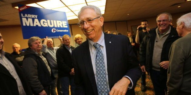 Tory MP Larry Maguire To Donate Severance To