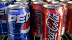 Soda Giants Vow To Make Big