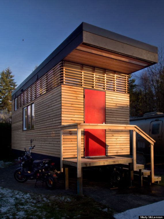 Tiny Home In North Vancouver May Be Small, But It's Also Gorgeous