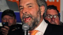 Mulcair To Unveil Major Plank Of 2015