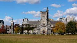 Canadian Universities Attracting Kids, Especially Girls, To