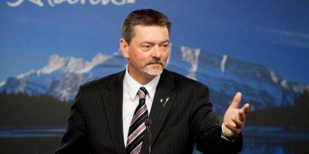 Doug Horner, Longtime Alberta MLA, Is Quitting