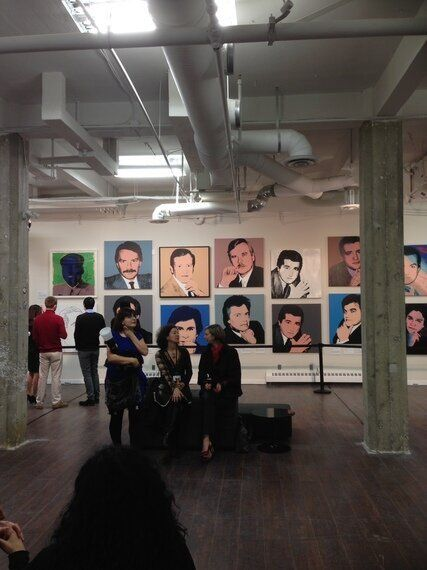 Andy Warhol Exhibit In Vancouver Lets Us Hang Out With Famous People (For