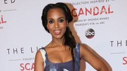 Kerry Washington's Cloud Dress Is The