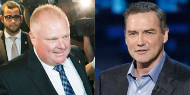 Norm Macdonald Tweets Rob Ford Support Amid Cancer