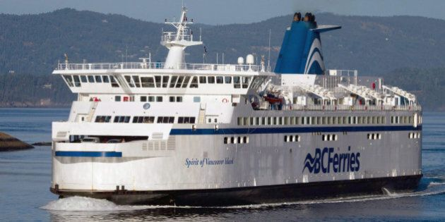 BC Ferries Wants To Convert 2 Vessels To Diesel And LNG