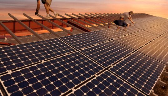 Canada Missing Out On Green Energy Revolution: