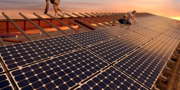 Canada Missing Out On Green Energy Revolution, Report