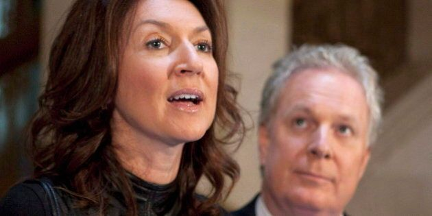 Nathalie Normandeau Courted By Liberals? Party Says