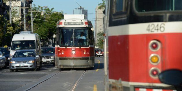 Liberty Village's Line 6 Crowdfunded Bus Could Face Legal Challenge From