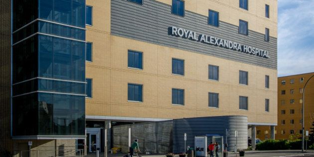 Royal Alexandra Hospital ER Closed Due To Mystery