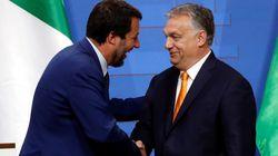 Il veto di Orban per Salvini: mai con Le Pen o