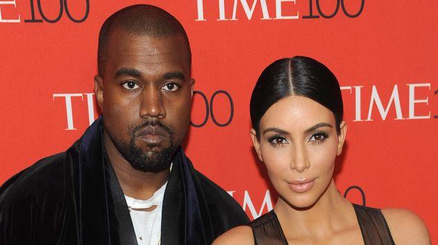 Kim Kardashian And Kanye West Welcome Arrival Of Baby Boy Via