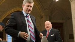 Duffy Scandal All About Harper Protecting His Own Hide: