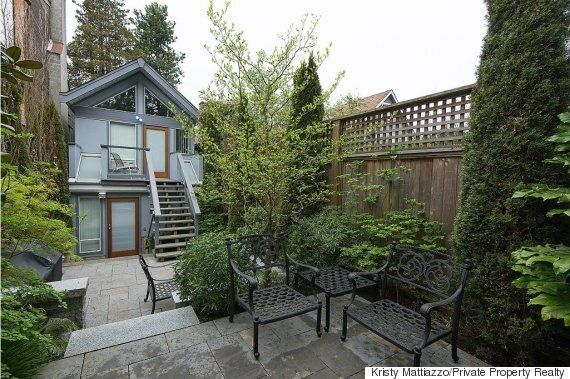 Vancouver 'Thin Home' Sells For $1.35