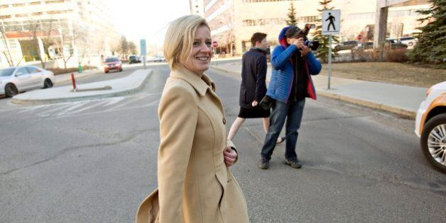 Alberta Election 2015: Notley Brushes Off Prentice's 'Fearmongering' Over