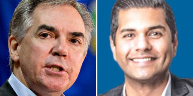 Prentice Won't Say Why Jamie Lall Was Nixed; Says It's Up To