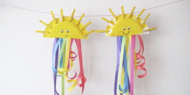 Spring Crafts For Kids 23 Activities To Remind Us Winter Will