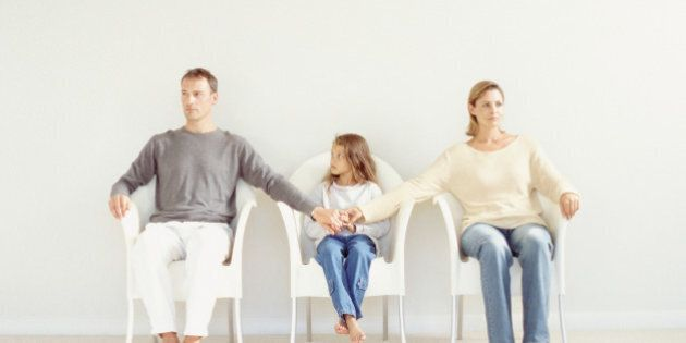 Dysfunctional Divorce Leads to Dysfunctional Children | HuffPost Canada