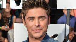 Zac Efron In A Fringed Crop Top Is The One Outfit You Need To See