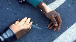 Al menos 70 migrantes muertos al naufragar un bote frente a la costa de