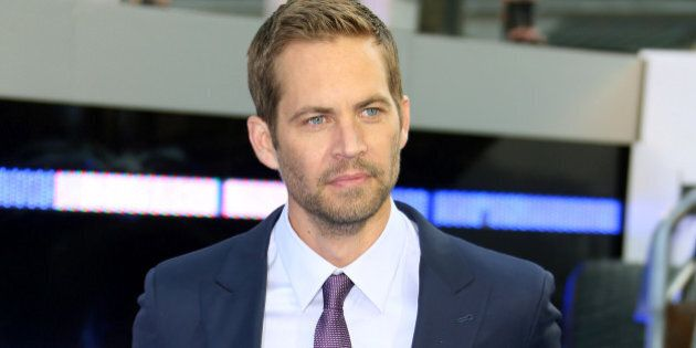 FILE - In this May 7, 2013 file photo, actor Paul Walker arrives for the World Premiere