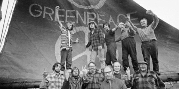 Greenpeace Sparked a Revolution. It's Time For