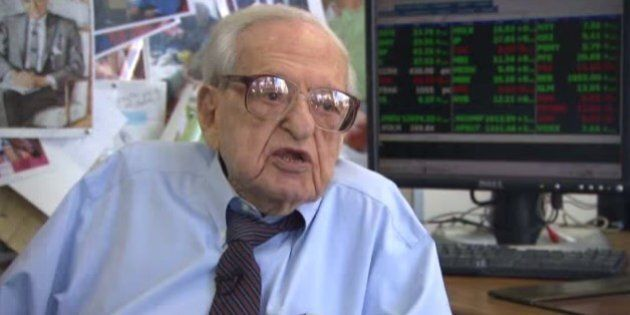 Irving Kahn, Money Manager Who Shorted The '29 Crash, Dies At
