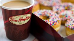 Tim Hortons Owner Blames Sales Slump On