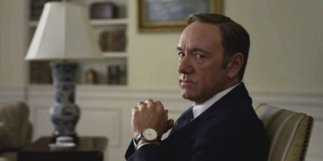 'House Of Cards' Season 3: Frank Underwood Faces To Get You In The