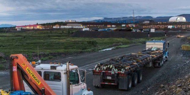 Imperial Metals' Mine Granted Temporary Injunction To Remove First Nation