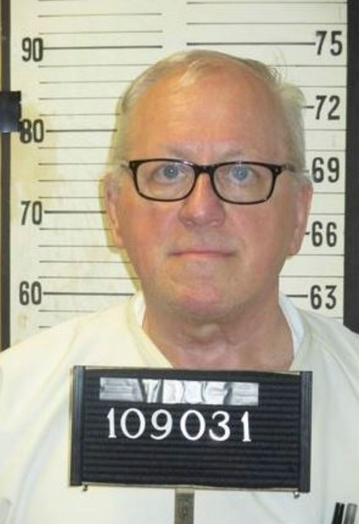 Death row inmate Donnie Edward Johnson in anundated photo released by the Tennessee Department of Correction.