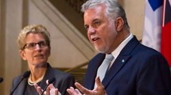 Wynne, Couillard Slam Harper Over Greenhouse Gas Emission