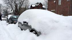 Toronto Was A Frozen Hostile Wasteland This