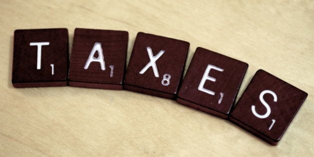 Before You Complain About Taxes, Read