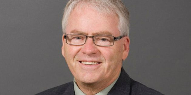 Bruce Hyer, MP for Thunder Bay-Superior North (photo released to public domain)