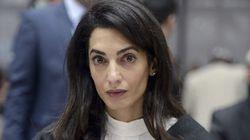 Amal Clooney Puts Harper On Blast Over Handling Of Fahmy