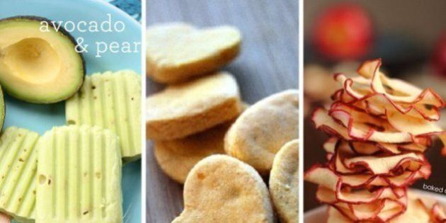 Healthy Snack Ideas: 15 Recipes Your Kids Will