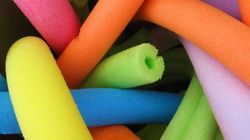 15 Ways A Pool Noodle Can Make Your Life