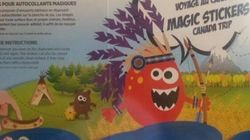 Air Transat Accused Of Racism Over This Kids' Activity