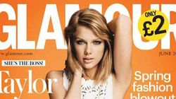 Taylor Swift's Belly Button Just Made Its Magazine Cover
