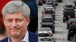 Tories' New Transit Fund Has Some Mayors Scratching Their