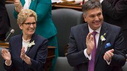 No New Taxes, Major Cuts In Ontario