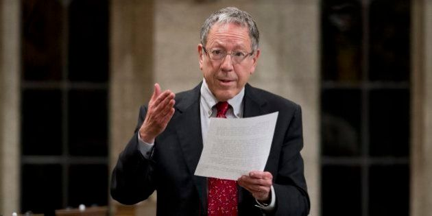 Liberal MP Irwin Cotler Abstains From Iraq Combat Mission