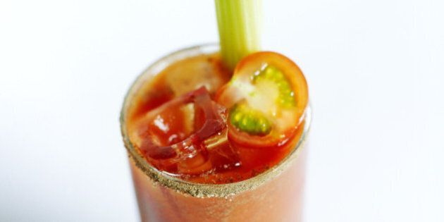 Bloody Mary Turns