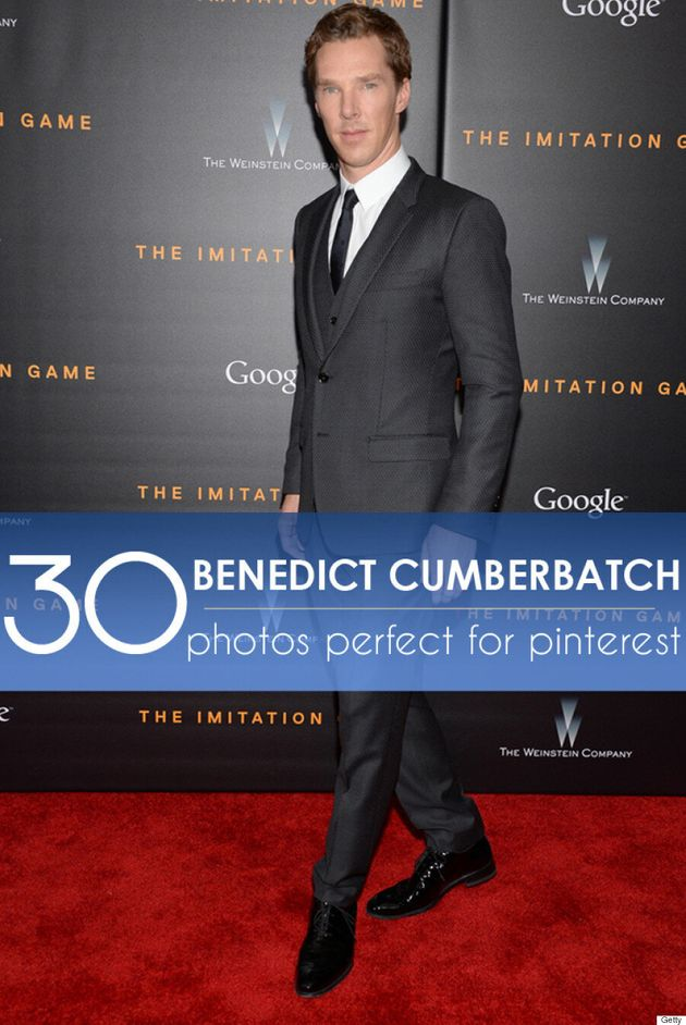30 Benedict Cumberbatch Photos That Are Perfect For