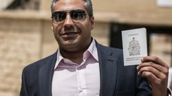 Fahmy Gets His