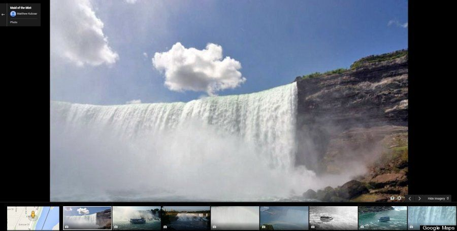 Google Maps Features More Canadian Landmarks And They Are Spectacular