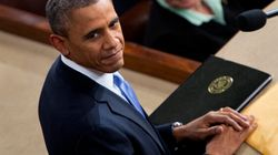 Obama Throws Dig At Keystone, Receives Standing